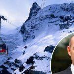 Már biztos, hogy nem él az Alpokban eltűnt német milliárdos