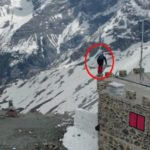Elképesztő felvételek: így siklottak a freestyle sízők Olaszország legmagasabb hegygerincén - ATV