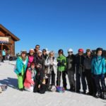Gimnazistáink Ausztriában síeltek - Komlói Újság