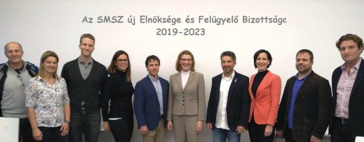 Megújult a Síoktatók Magyarországi Szövetségének elnöksége és egyúttal a honlapja is