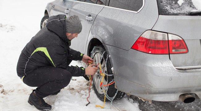 Síelés előtt: hóláncot és hólapátot a kocsiba! – Bors