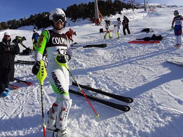 Siketlimpián versenyez Tulcsik Melinda
