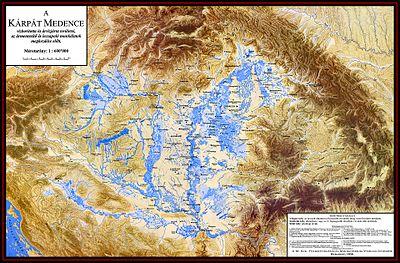 A Kárpát-medence, mint földrajzi egység