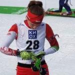 Eszter jól teljesített első ifi biatlon világbajnokságán