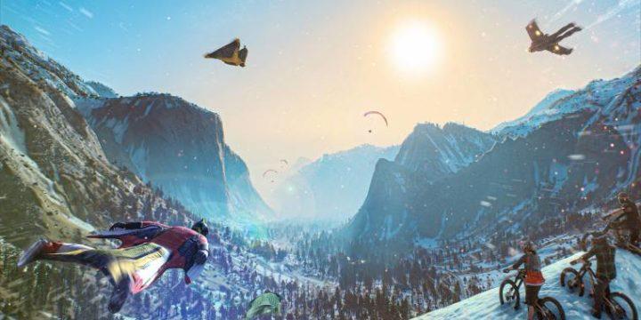 A Riders Republic olyan, mint a Steep nyáron… és télen… és még több kép – GameStar