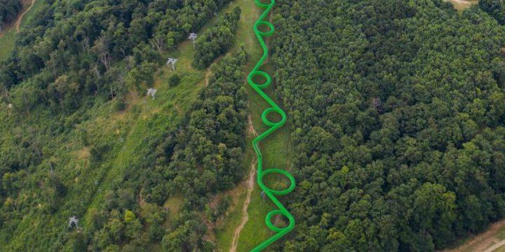 A világ leghosszabb vízi csúszdáját építhetik meg Eplényben – Funzine.hu