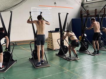 Felmérőn a felnőtt sífutó és biatlon válogatott