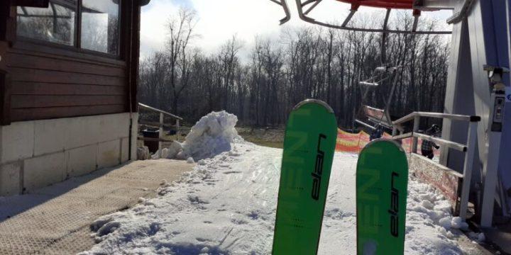 A Kárpátokban még síelnek a turisták