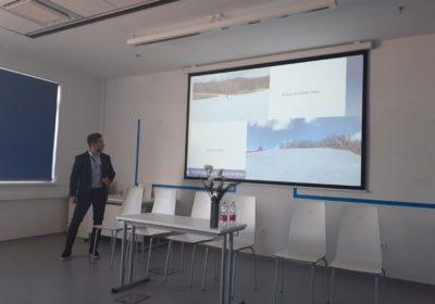 Kékesi Márton és Fehér Gyula is előadó volt a IV. Sport és Innováció Nemzetközi Konferencián