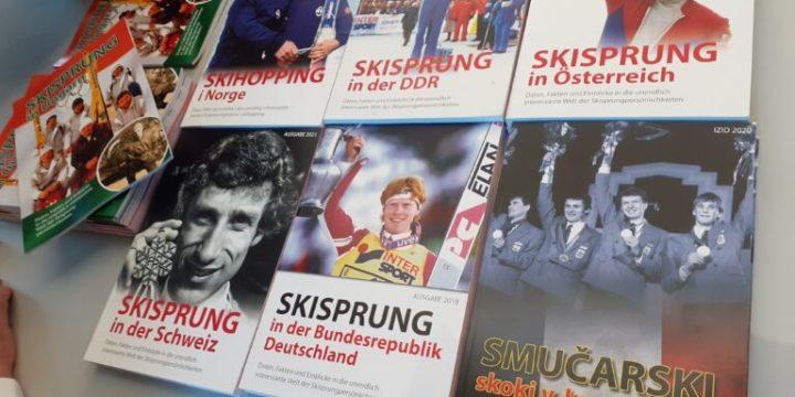 Bemutatásra került a magyar síugrásról szóló németnyelvű képeskönyv