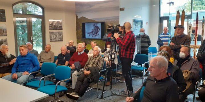 Hegyvidék TV: magyar síugrók találkozója a Normafánál