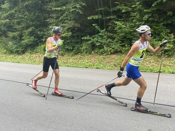 Sikeres síroller szezon: ketten is olimpiai A szinten belül